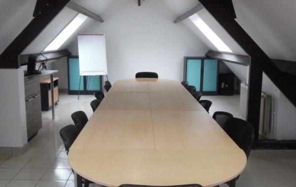 Location de salle de réunion